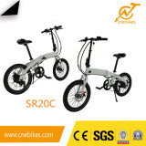 Bicicleta 36V elétrica Foldable aprovada do Ce para a venda