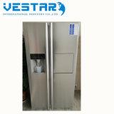 Mini frigorifero del frigorifero domestico di uso con il portello di vetro