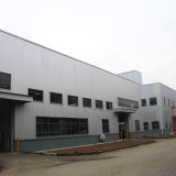 Casa prefabricada de la estructura de acero del diseño de la manera