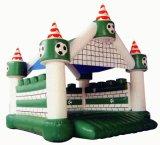 Castelo insuflável deslize a almofada insuflável Kids Jumper Casa de devolução