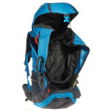Голубой Trekking Backpack 60L