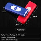 実質の電子ライターのRechageable USBドライバー