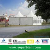 Constructeur expert de tente ignifuge et imperméable à l'eau de mariage