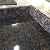 Meuble-lavabo en granit Tan Brown haut Salle de bain haut de la vanité salle de bain haut de page