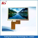 5.0 écran LCD extérieur et d'intérieur de la résolution de l'étalage d'écran de TFT LCD de pouce 800 (RVB) X480