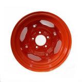 オフロード鋼鉄車輪の縁12X10.5