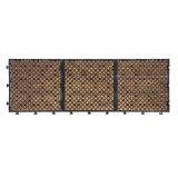 [شنس] مموّن [فوشن] [جيبنغ] [30إكس30] خشب صلد [دكينغ] أرضية خشبيّة قراميد لأنّ [فرندا] أرضية زخرفة مفهوم