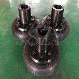 Di dispositivo di accoppiamento di gomma del pneumatico per la trasmissione industriale