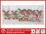 Nuovo giocattolo promozionale del regalo della renna, pupazzo di neve, orso