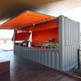 Contenedor de pop-up Bar Cafetería Restaurante Bar contenedor de envío
