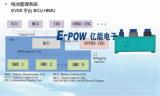 Sistema ad alto rendimento di conservazione dell'energia della batteria dello Li-ione 4mwh (ESS)