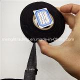 Polyester-flockiges Draht-Verdrahtungs-Band des Seiten-China-Lieferanten-15m*19mm für Automobil