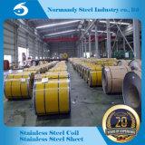 El molino suministra la bobina del acero inoxidable 304 para hacer el tubo