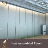 Пвх Moisture-Prooof и теплоизоляция встроенный стенной панели