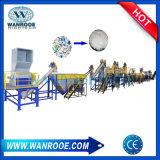 Pnqt中国の工場製造業機械をリサイクルするプラスチックびんの薄片