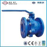 Шариковый клапан чугуна ANSI-125/150