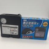 Gonfleur portatif en plastique électrique neuf de pneu de C.C 12V Retangular de modèle de vente chaude mini