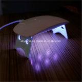 UV LED 가벼운 결합된 못 젤 폴란드인 건조기 LED 못 램프