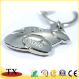 To remember Promotional Metal Airplane Key Chain