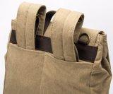 Toile de Muti-Funtional et sac à dos de hausse en cuir d'école de course
