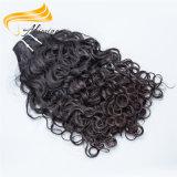 Aliminaの有名なブランドの安く加工されていないバージンのインド人の毛