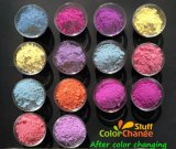 Роуз цвет УФ чувствительных фотохромных чернил для приложения из натуральной кожи