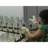 Riga di spruzzatura automatica per il disco della bottiglia di vino