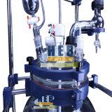 مفاعل [جكتد] زجاجيّة ([إإكس-هب-100])