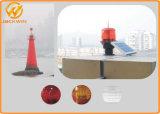 Предупредительный световой сигнал высокого качества солнечный морской для безопасности движения
