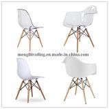 까만 무방비 본사 의자 작풍 금속 다리 시트 고도 쉬운 회의 특별히 튼튼한 편리한 300 파운드의 18 인치 중량