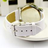 Просто wristwatch кварца спорта способа для людей и женщин