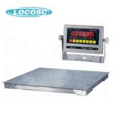 하중 초과 Protection 10t LED/LCD Display Livestock Scale