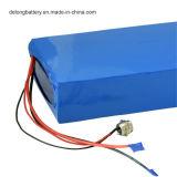 IonenBatterij van het Lithium van het Pak van de Batterij van het Lithium 59.2V 23.2ah van 100% de Professionele voor Auto, Motorfiets
