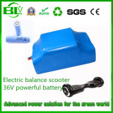 E-Scooter Scooter eléctrico Li-ion Battery Pack Repalcement Batería La batería en China
