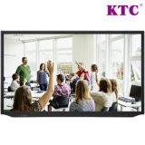 86 schermo piatto interattivo di pollice 4k