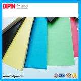 Le papier de couleur de la mousse d'administration Kt Feuille de carte