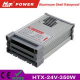 24V 15A 350W LEDの変圧器AC/DCの切換えの電源Htx
