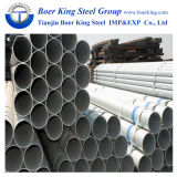 Hot DIP Galvanized Steel Tubes BS1387 Galvanized Steel Pipe
