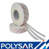 La base de disolvente de doble cara cinta con el algodón como transportista