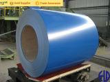 L'acciaio arrotola le bobine d'acciaio di Galvanizied ricoperte colore