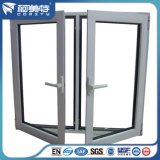 La ISO anodiza los perfiles de aluminio para la ventana del marco
