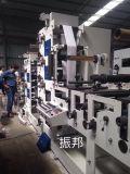 Flexo Drucken-Maschine mit Drehstempelschneiden 2 und 1sheeting