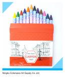 12 creyones de los colores los 0.8cm para los estudiantes y los cabritos