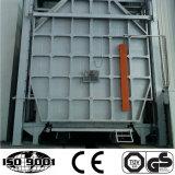 Fornace di trattamento termico del contenitore a pressione