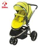 Buona qualità e passeggiatore a tre ruote poco costoso del bambino