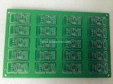 Fr4プリント基板の緑PCBの両面のおもちゃ堅いPCB