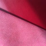 Litchi Design Red en microfibre pour Sacs Chaussures en cuir