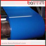 Bobina de aço pintada do revestimento de zinco PPGI PPGL