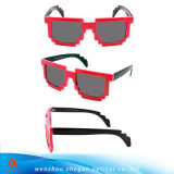 2017 a proteção do estilo UV400 da forma caçoa óculos de sol