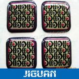 カスタムPU物質的なデザイン印刷のドームのロゴ3mのエポキシのステッカー